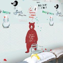 Mural Onszelf Sweet Baby OZ3155