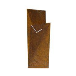 Zegar stojący TOWER rust