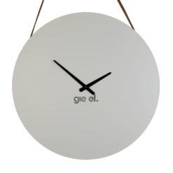 Zegar ścienny ROUND I white