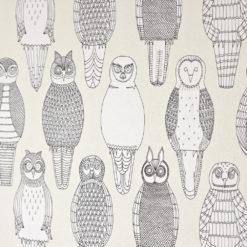 Tapeta Abigail Edwards Owls of the British Isles
