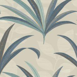 Tapeta York Wallcoverings Deco CA1552 El Morocco Palm
