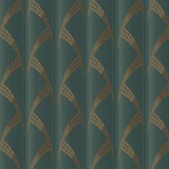 Tapeta York Wallcoverings Deco CA1582 Metropolis