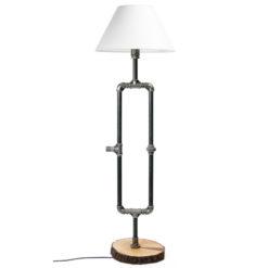 Lampa stojąca z rurek LGH0020