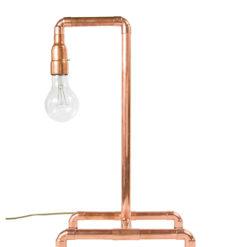 Lampa biurkowa miedziana LGH0030