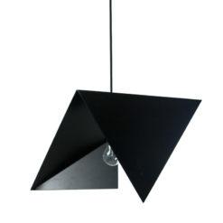 Geometryczna lampa wisząca ze stali LGH0310