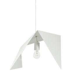 Geometryczna lampa wisząca ze stali LGH0311