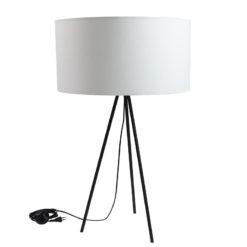 Lampa stołowa TRINITY III biała LGH0511