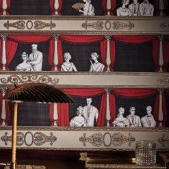 Tapeta Cole & Son  Fornasetti Senza Tempo Teatro 114/18037