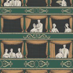 Tapeta Cole & Son  Fornasetti Senza Tempo Teatro 114/4009