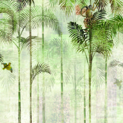Fototapeta Khroma Wild DGWIL1011 Jungle Greenery
