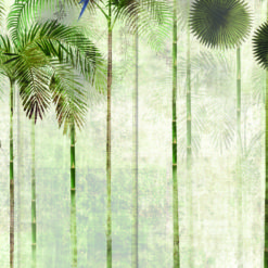Fototapeta Khroma Wild DGWIL1012 Jungle Greenery