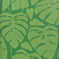 """Tapeta """"Tropikalne Liście"""" w kolorze soczystej zieleni"""