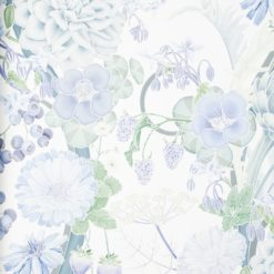 Tapeta Osobrne & Little Manarola Wallpapers W7215-01 Carlotta Lavender/Celadon