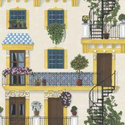 Tapeta Cole & Son Seville 117/4010 Alfaro
