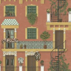 Tapeta Cole & Son Seville 117/4011 Alfaro