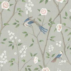 Tapeta Boras Tapeter Oriental Dreams 1903 Paradise Birds