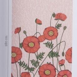 Fototapeta Eijffinger Rice 2  383609 Poppies red