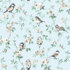 Tapeta Boras Tapeter Falsterbo III 7681 Birds