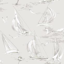 Tapeta Boras Tapeter Marstrand II 8855 Sailboats