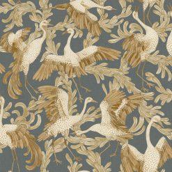 Tapeta Engblad & Co Modern Spaces 4581 Dancing Crane