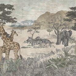 Fototapeta Boras Tapeter Wild Animals 1194 Serengeti