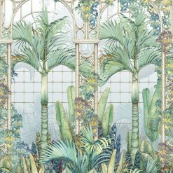Tapeta Osborne & Little Mansfield Park W7452-02 Palm House