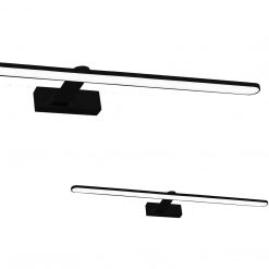Kinkiet SPLASH BLACK 21W LED