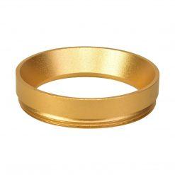 Złoty ring do lamp MICA