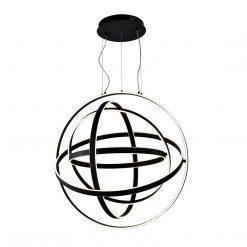 Lampa wisząca COPERNICUS BLACK 260W LED