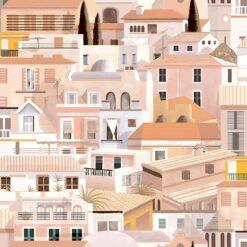 Tapeta Coordonne Mallorca 8400051 Valldemossa Midday